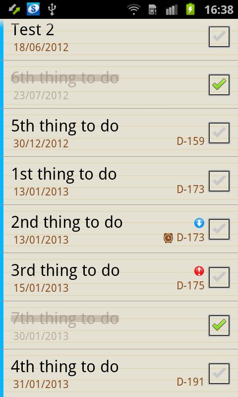 Outlook Aufgaben mit Samsung Galaxy Ace 2 synchronisieren