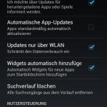 Samsung Galaxy S3 - Automatische Updates für Apps deaktivieren