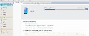 Galaxy S3 mit Samsung Kies und Outlook synchronisieren