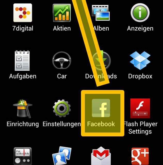 HTC ONE X – Homescreen einrichten