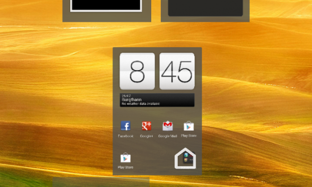 HTC ONE X – How to Capture a Screenshot