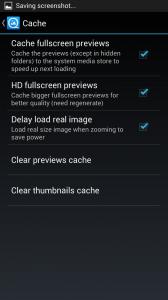 QuickPic optimize picture preview
