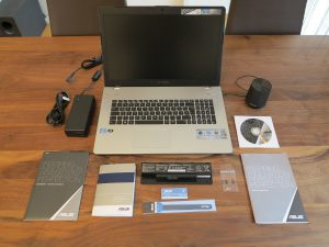 Asus Notebook N76VJ