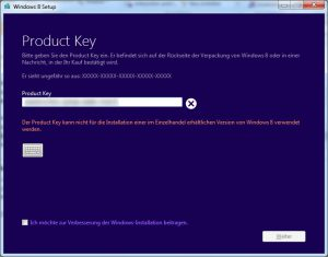 Windows 8 Setup - DVD ISO download