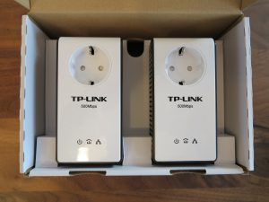Powerline Adapter TP-Link TL-PA551