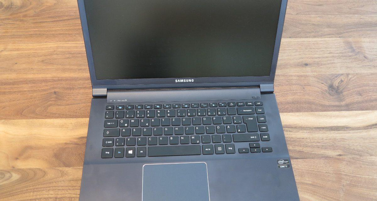 Samsung Serie 9 Notebook – Ultrabook 900X4C