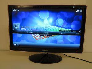 Raumfeld Teufel - Raspberry Pi - Audio Streaming XBMC HDMI