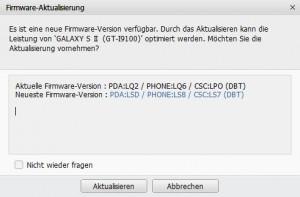 GALAXY S II GT-I9100 - Jelly Bean Update