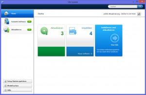 Samsung - Software Update Uebersicht