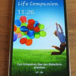 Samsung Galaxy S4 – design and processing
