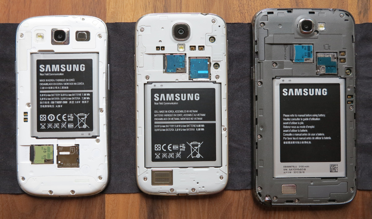 how to delete logs on samsung galaxy s4