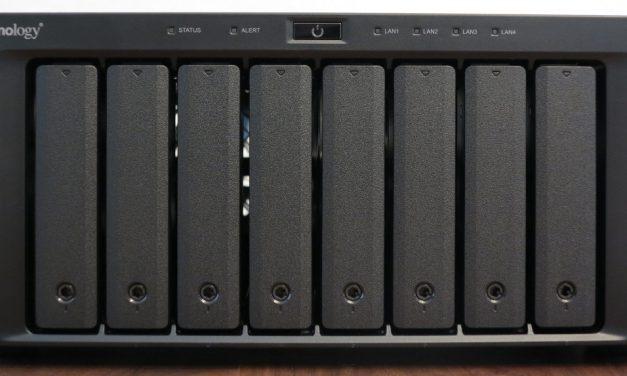 Synology DiskStation DS1813+ Testbericht