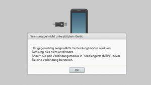 Samsung Galaxy S4 - Mediengeraete MTP
