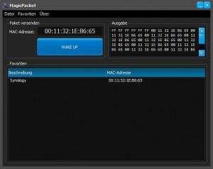 Synology - Diskstation DS 1813+ MagicPacket WakeOnLan WOL