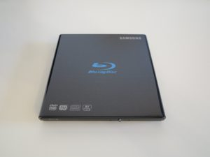 Samsung SE-506BB-TSBD externer Blu-ray Brenner