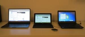 Surface Pro 2 - W-LAN Probleme Testaufbau