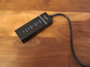 Orico W6PH4 Super Speed USB 3.0 HUB