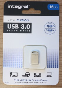 Integral METAL FUSION USB 3.0 Flash Drive