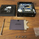 Zotac ZBOX CI540 NANO Barebone-PC – Zusammenbau