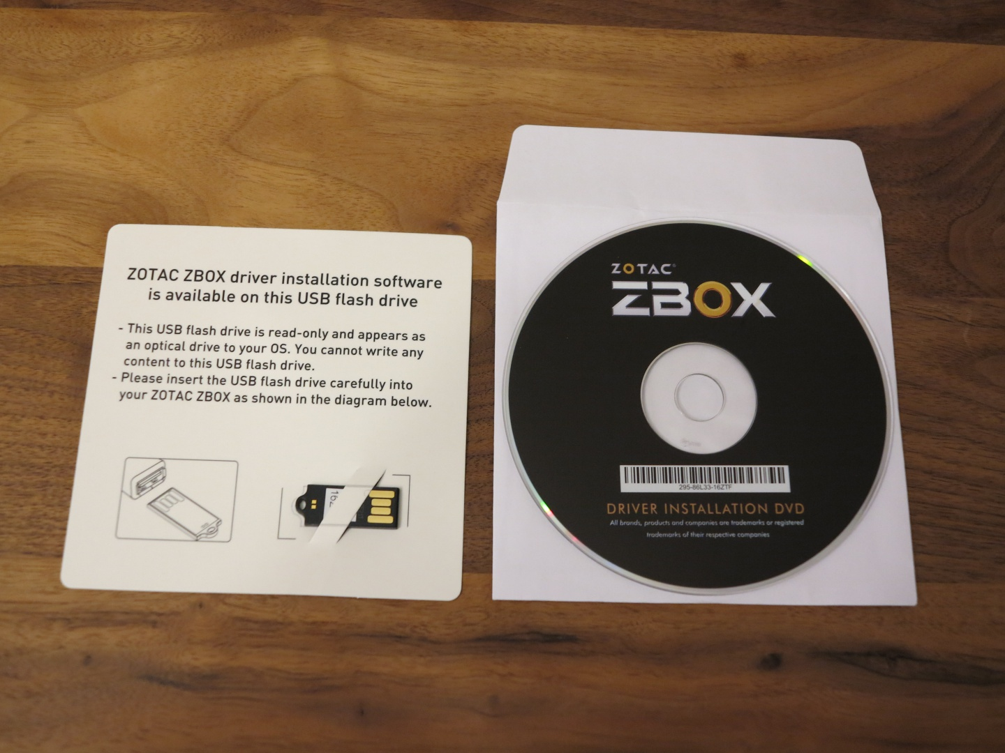 Zotac ZBOX CI540 NANO Barebone-PC – Softwareinstallation und Video Playback