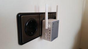 Netgear WIFI Range Extender Repeater Knöpfe