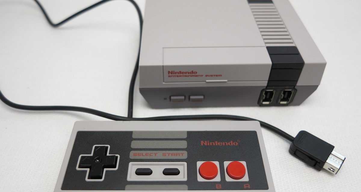 Testbericht Nintendo Classic Mini – Nintendo Entertainment System