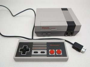 Nintendo Classic Mini Entertainment Konsole 4