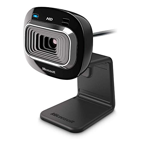 Microsoft (T4H-00004) LifeCam HD-3000 Webcam