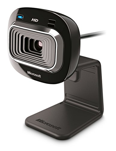 Microsoft (T4H-00004) LifeCam HD-3000 Webcam