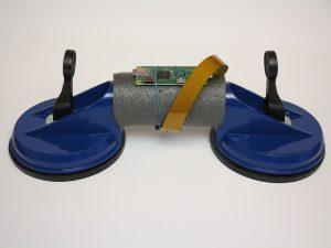 MotionEyeOS Raspberry Pi Kamera Halterung