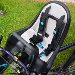Testbericht - Fahrrad-Sitz Thule Baby Ride Along Mini