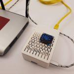Raspberry Pi - Internet Geschwindigkeit Monitor