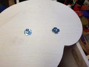 DIY ventilator construction v2 wiper motor leva cam