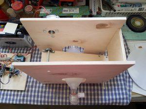 DIY ventilator construction wiper motor Ambu Bag