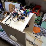 First test setup – DIY workaround bridge ventilator project vs coronavirus