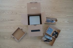 Synology Diskstation DS918+ unboxing