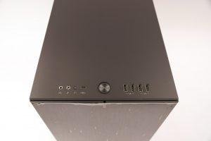 Fractal Design Define 7 XL Dark tempered glass front