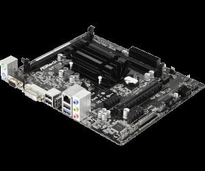 Asrock Q1900M Motherboard